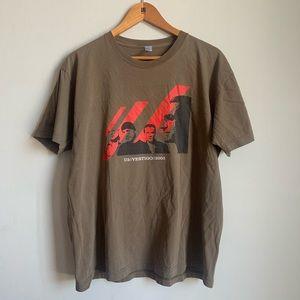 American Apparel 2005 U2 Vertigo Tour size L